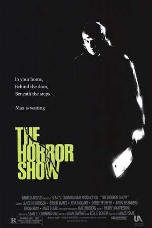 Poster House III: The Horror Show 1989