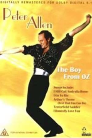 Image Peter Allen: The Boy From Oz