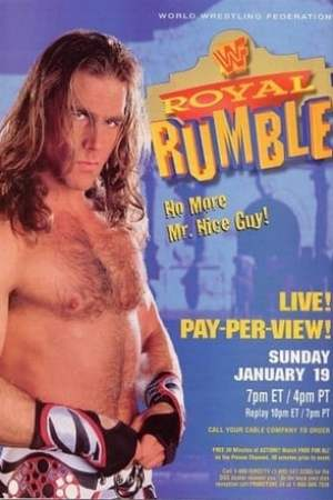 Image WWE Royal Rumble 1997