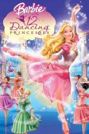 Image Barbie in The 12 Dancing Princesses