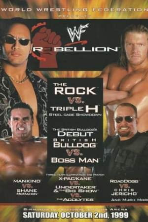 Image WWE Rebellion 1999