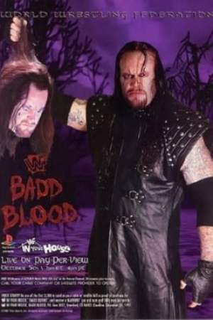 Image WWE Badd Blood: In Your House