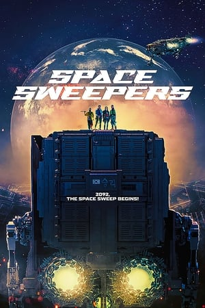 Poster Space Sweepers 2021