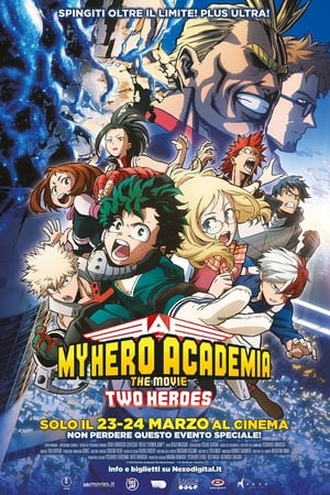 Image My Hero Academia: The Movie - Two Heroes