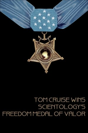 Image Tom Cruise Wins Scientology's Freedom Medal of Valor