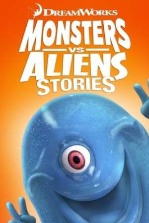 Image Monsters vs. Aliens Stories