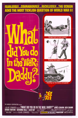 Image What Did You Do in the War, Daddy?