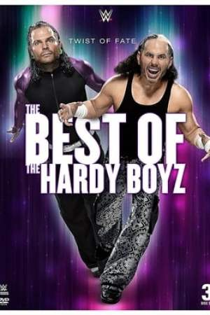 Image Twist of Fate: The Best of the Hardy Boyz