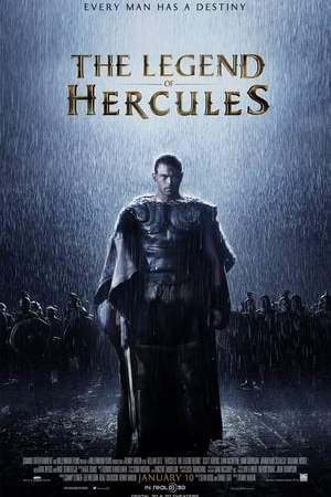 Poster The Legend of Hercules 2014