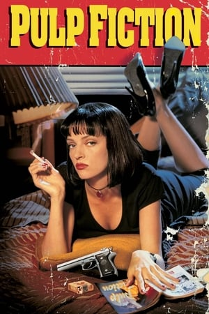 Poster Pulp Fiction 1994