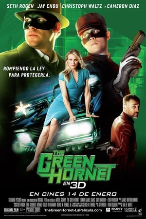 Image The Green Hornet (El Avispón Verde)