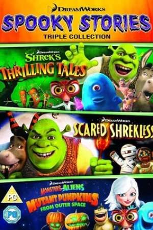 Image Dreamworks Spooky Stories