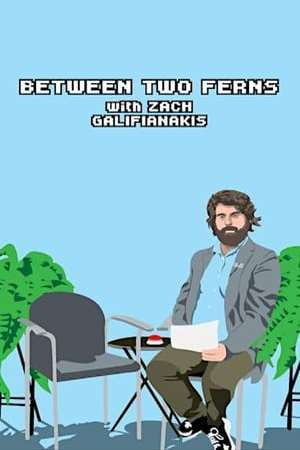 Image Between Two Ferns with Zach Galifianakis
