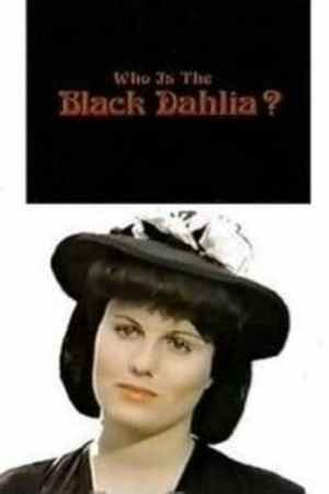 Image Who Is the Black Dahlia?