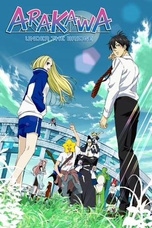 Image Arakawa Under the Bridge