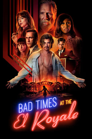 Poster Bad Times at the El Royale 2018