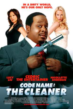 Image Code Name: The Cleaner