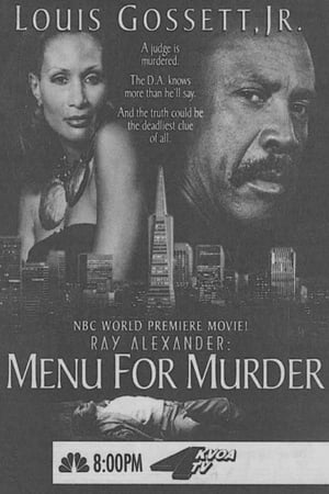 Image Ray Alexander: A Menu for Murder