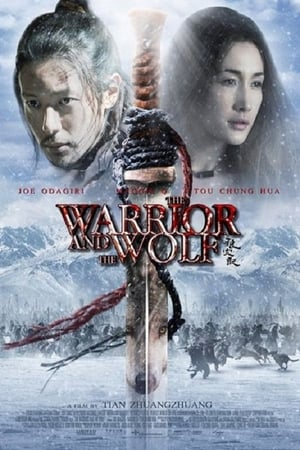 Image The Warrior and the Wolf