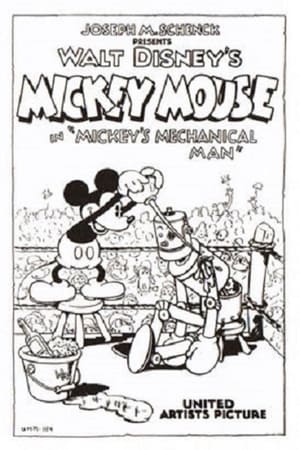 Image Mickey's Mechanical Man