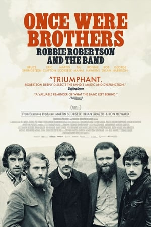 Image Once Were Brothers: Robbie Robertson and The Band