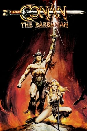 Poster Conan the Barbarian 1982