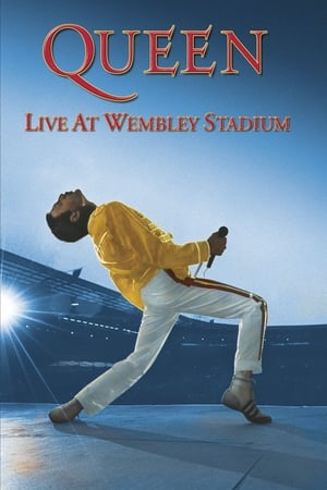 Poster Queen - Live at Wembley Stadium 1986