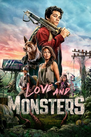 Poster Love and Monsters 2020