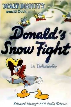Donald's Snow Fight