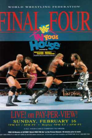 Image WWE In Your House 13: Final Four