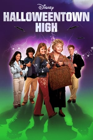 Poster Halloweentown High 2004