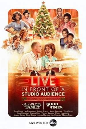 "Image Live in Front of a Studio Audience: ""All in the Family"" and ""Good Times"""