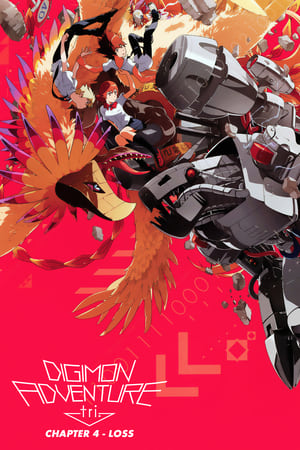 Image Digimon Adventure Tri. - Chapter 4: Loss