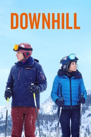Poster Downhill 2020
