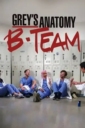 Image Grey's Anatomy: B-Team