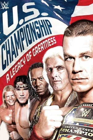 Image WWE: The U.S. Championship: A Legacy of Greatness