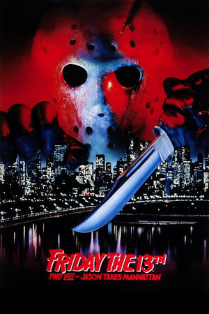 Image Friday the 13th Part VIII: Jason Takes Manhattan