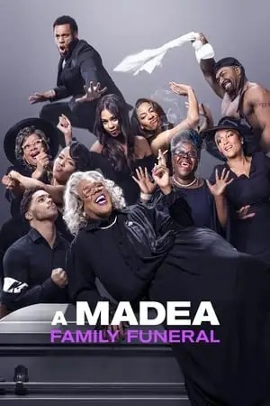 Poster A Madea Family Funeral 2019