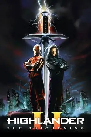 Image Highlander II: The Quickening