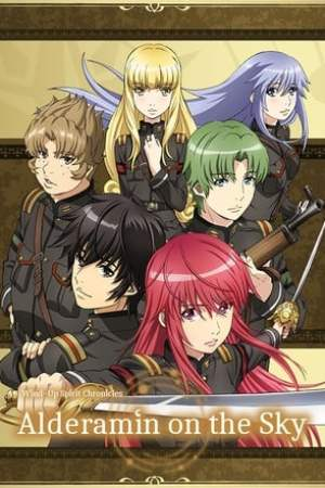 Image Alderamin on the Sky