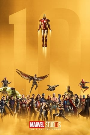Image Marvel Studios: The First Ten Years - The Evolution of Heroes