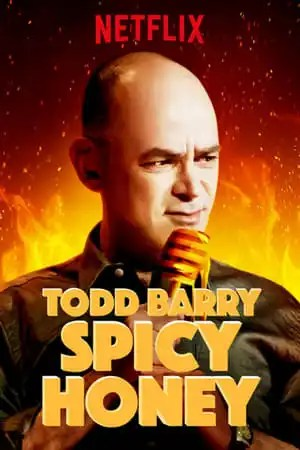 Image Todd Barry: Spicy Honey