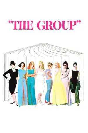 Poster The Group 1966