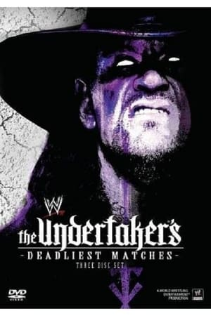 Image WWE: The Undertaker's Deadliest Matches