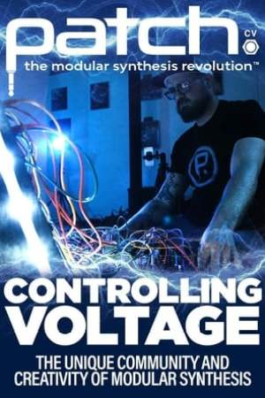 Image Patch CV: Controlling Voltage