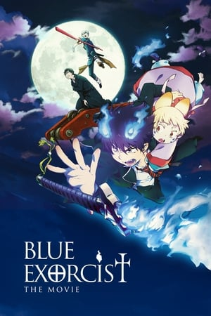 Image Blue Exorcist the Movie