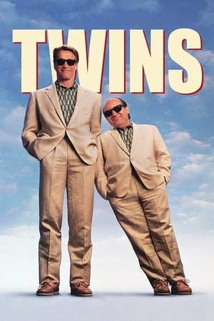 Poster Twins 1988