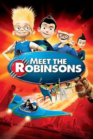 Poster Meet the Robinsons 2007