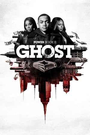 Poster Power Book II: Ghost 2020