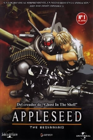 Image Appleseed: The Beginning